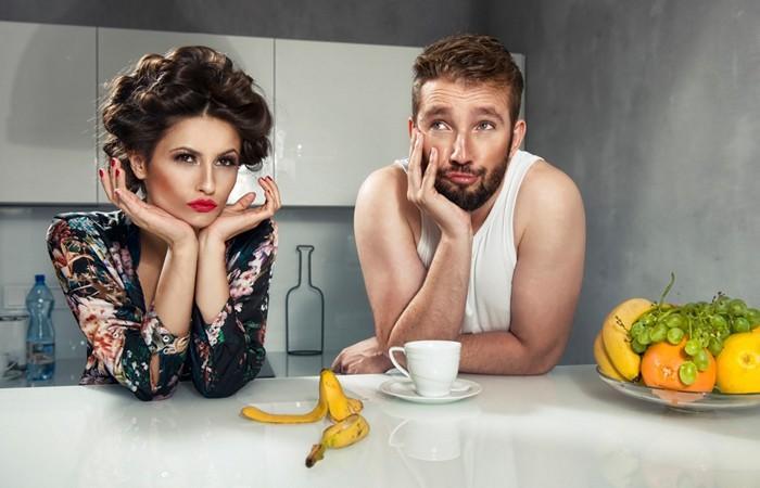 Брак и семья. Муж и жена. Психология семейных отношений.
