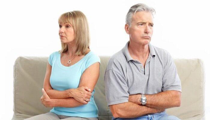 Развод после пятидесяти. Как этого избежать. Советы психолога